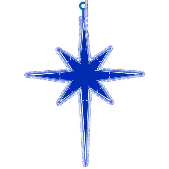 Snowflakes Amp Stars 20 Quot Blue Led Bethlehem Star With
