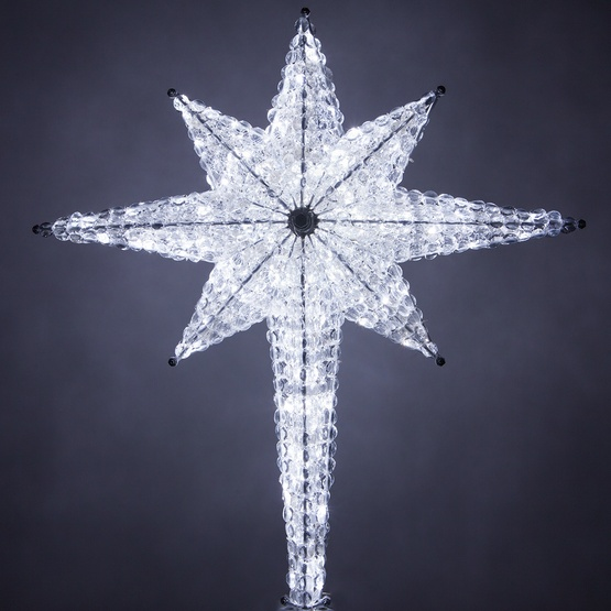 Christmas Tree Topper Light