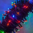 50 Multicolor LED Christmas Tree Lights, Mini 5MM