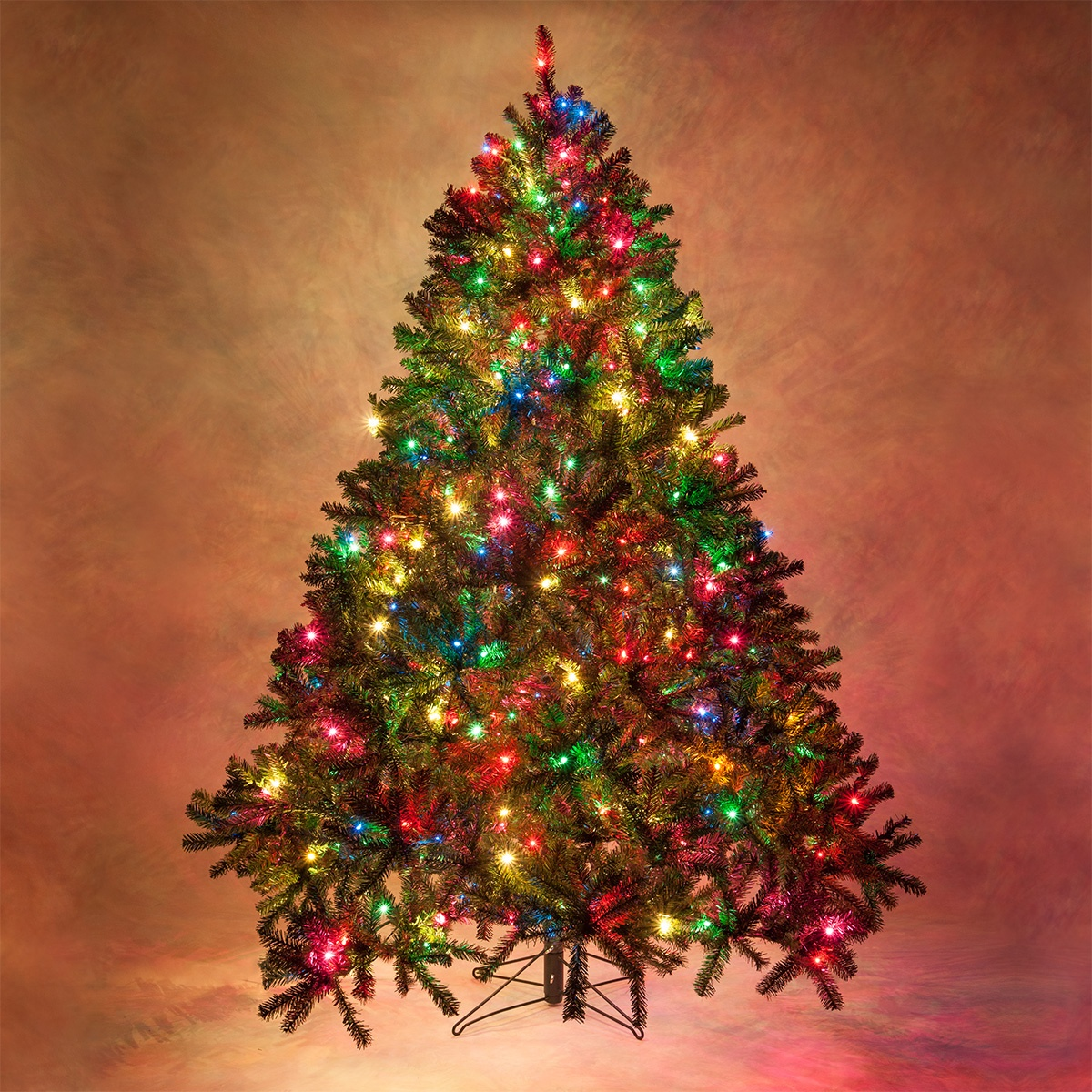 Douglas Fir Prelit Tree Christmas Lights Etc