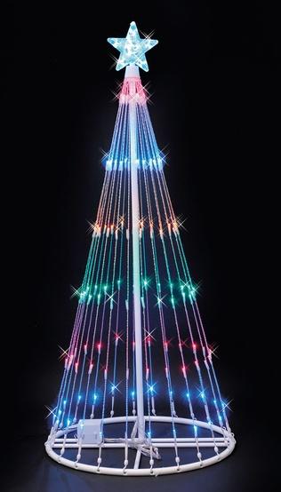 Multi LED Lightshow Tree