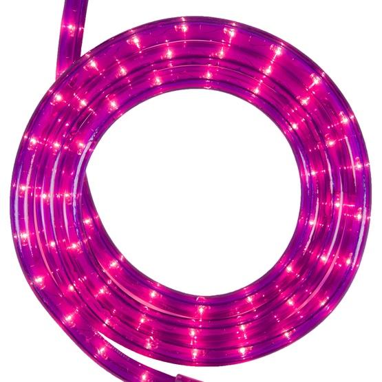 Rope Lighting 18 Purple Light