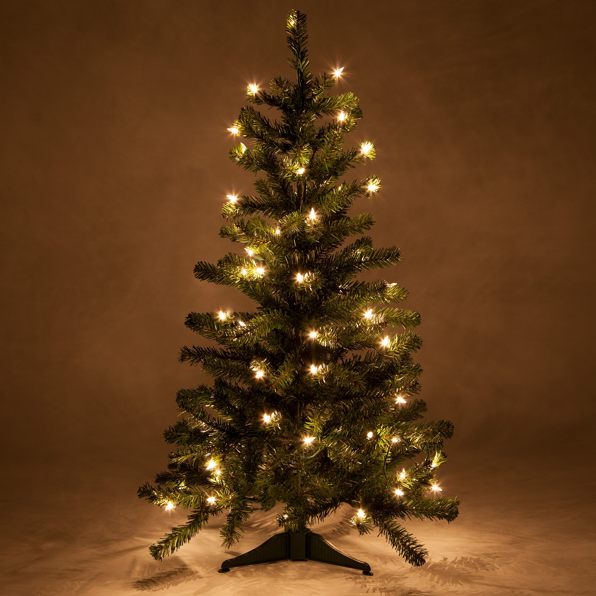 Douglas Fir Tabletop Christmas
