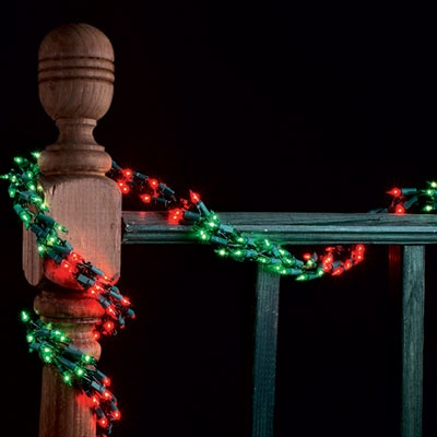 Red And Green C9 Led Christmas Light